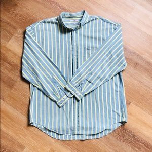 Vintage - Guess Long Sleeve Button-Up - XL